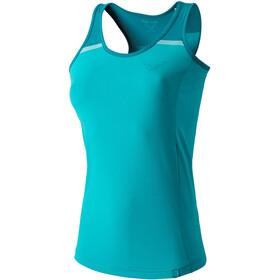 Dynafit Alpine Pro - Débardeur running Femme - turquoise/Bleu pétrole